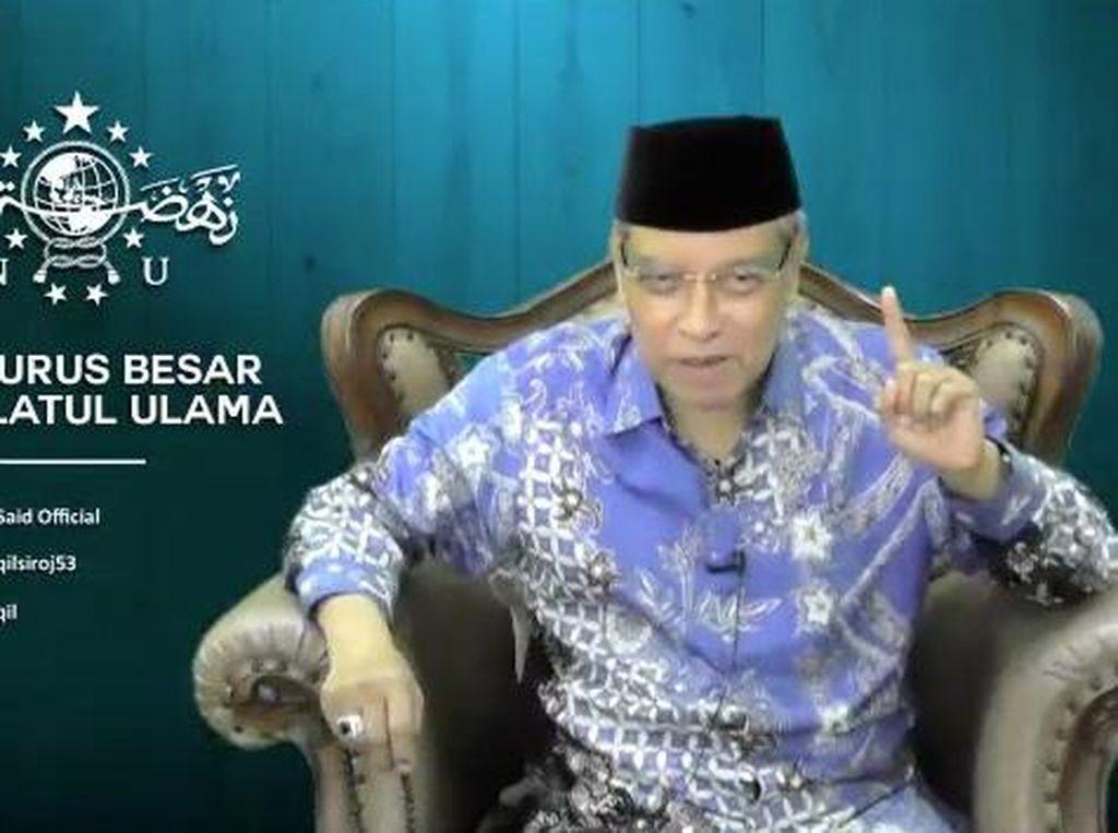 Said Aqil Kupas Pandangan MUI, NU & SKB 3 Menteri untuk Ahmadiyah