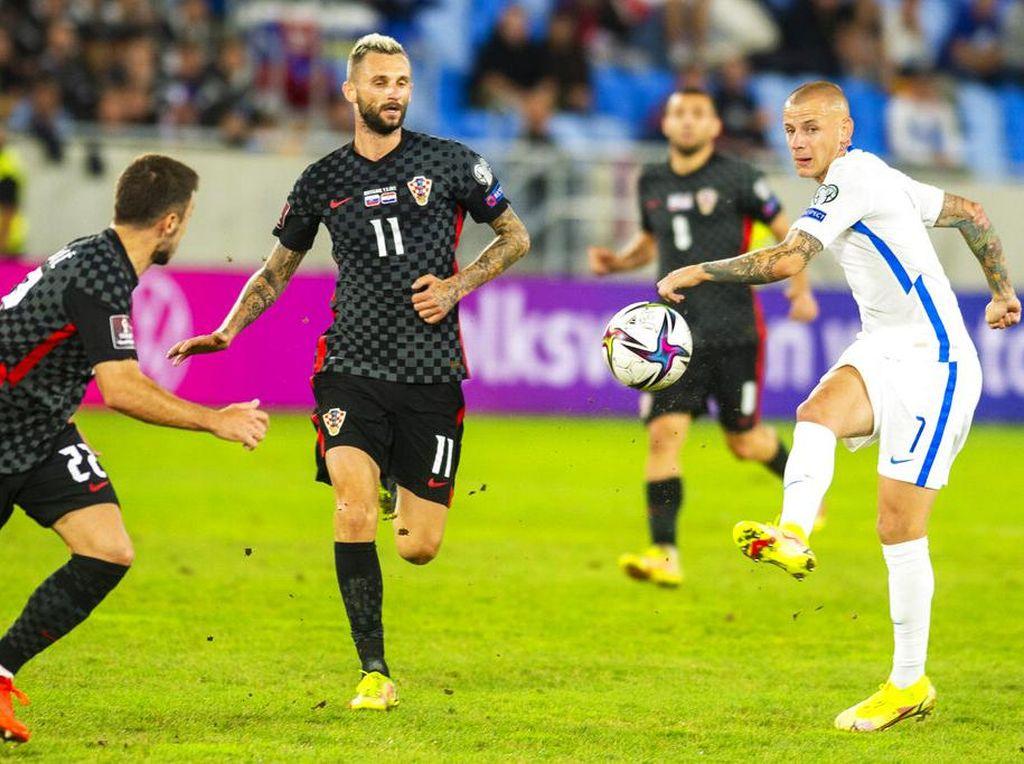 Hasil Kualifikasi Piala Dunia 2022 Dini Hari Tadi