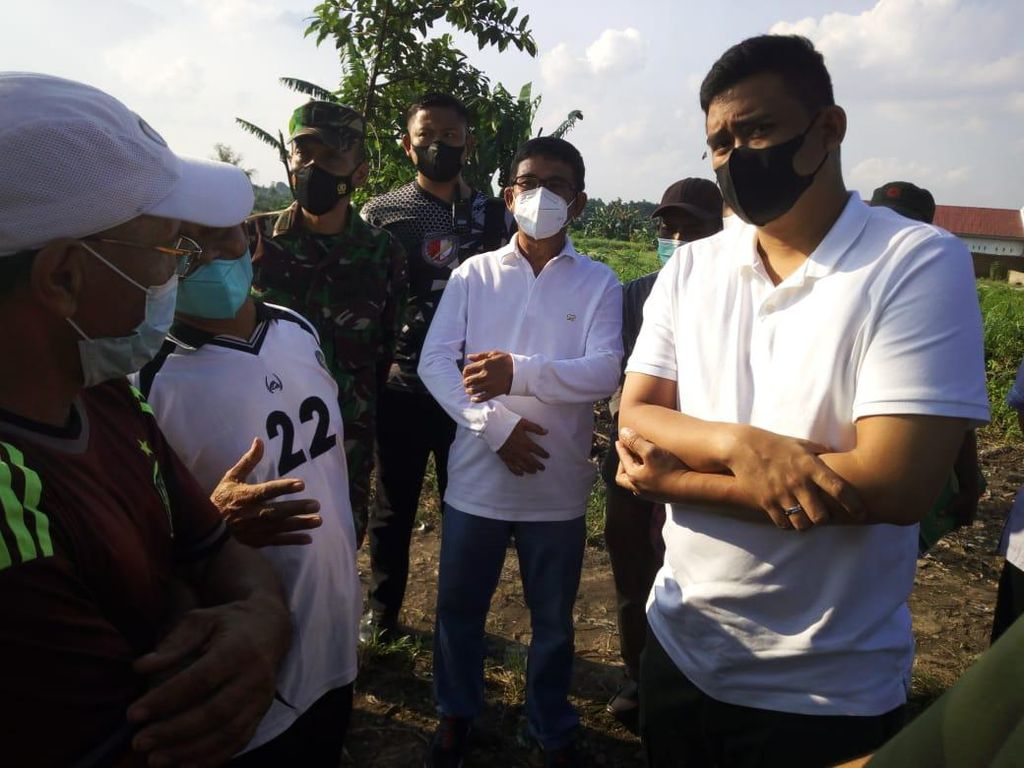 Gaya Bobby Negosiasi Warga Penolak Pembangunan Panti Sosial di Medan