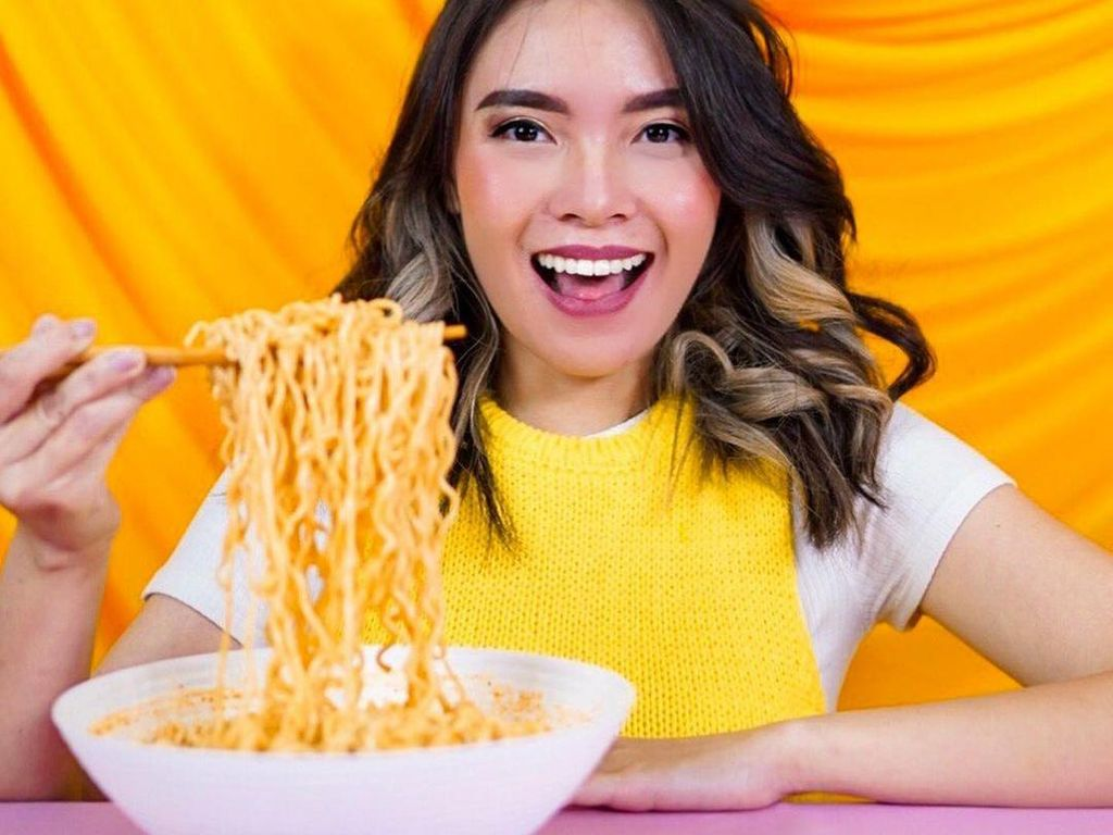 Food Vlogger Mgdalenaf Ungkap 4 Trik Kulineran Seru Lewat GoFood