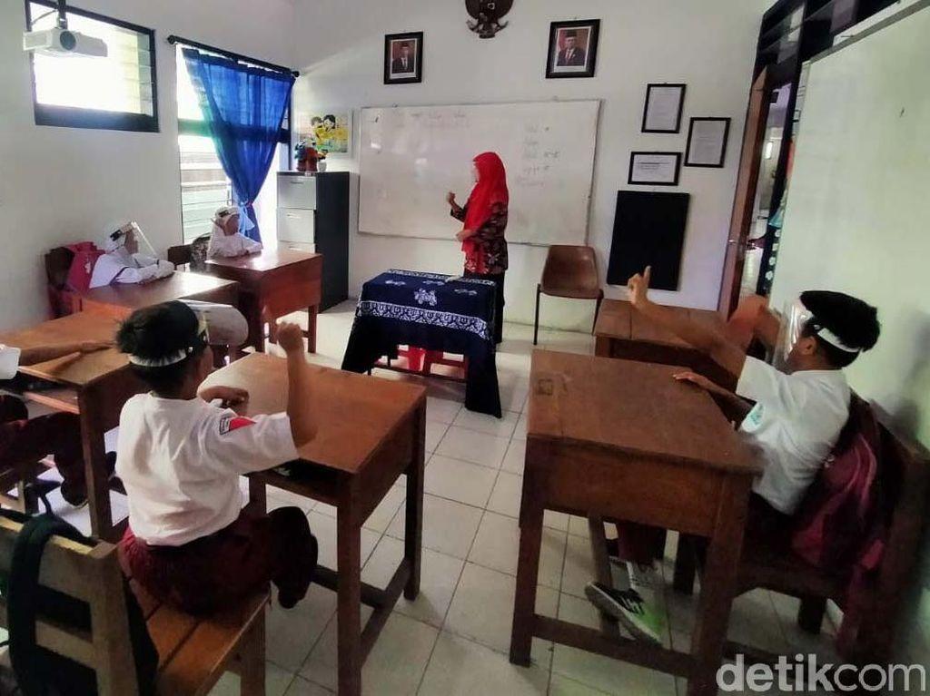 Jelang PTM, Pemkab Temanggung Kejar Vaksinasi 8.000 Pelajar