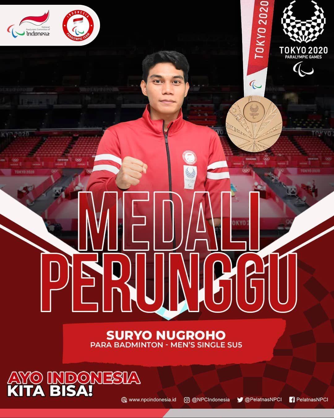 Atlet Suryo Nugroho