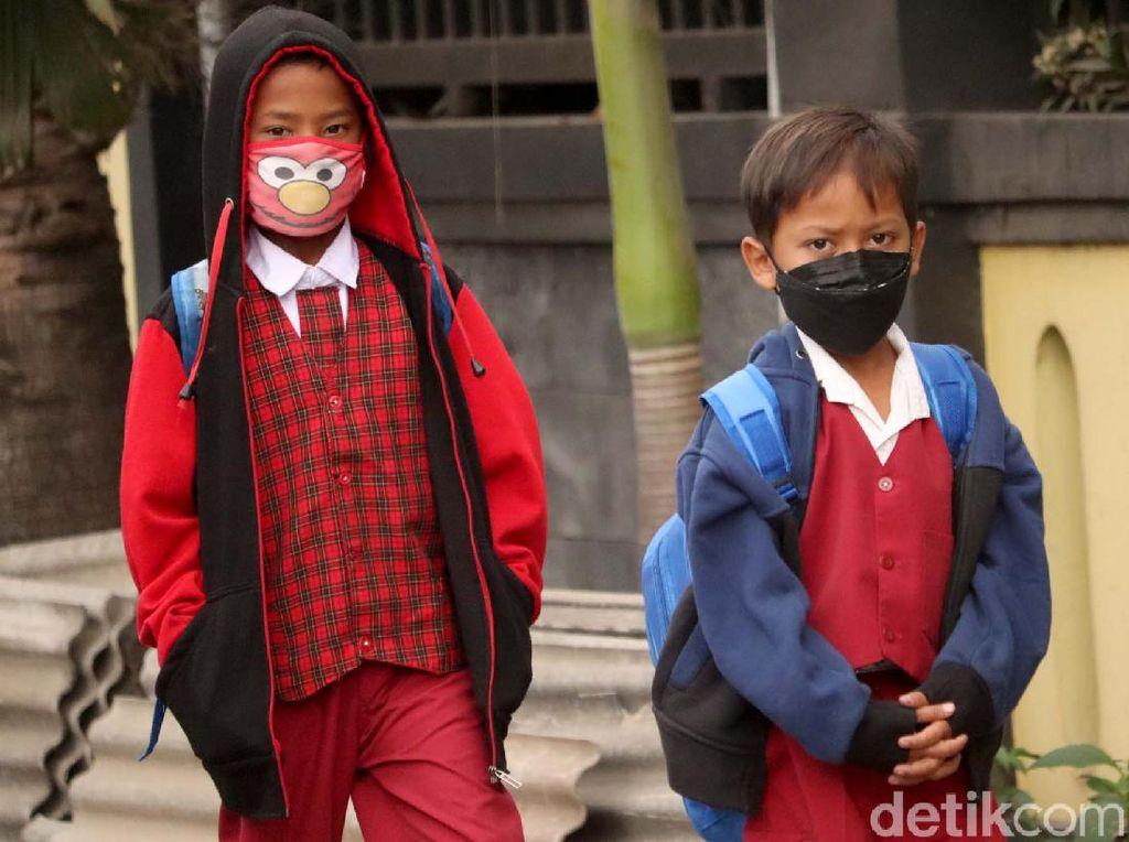 Pesan Wagub DKI ke Siswa soal PTM: Taat Prokes Saat Perjalanan ke Sekolah