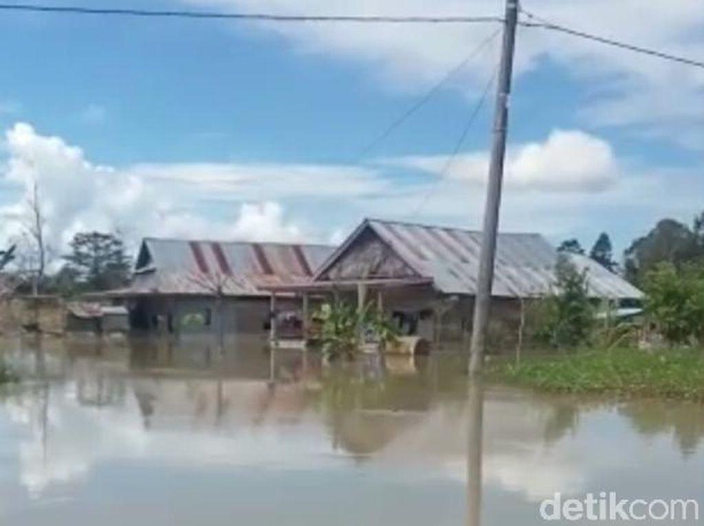 2 Desa di Luwu Utara Sulsel Terendam Banjir Akibat Hujan Deras