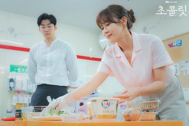 Drama Korea kuliner