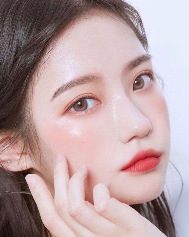 Glass Skin Korea/Pinterest.com/Rie
