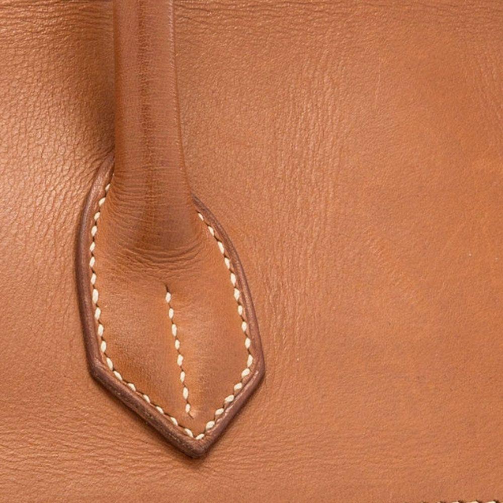 Hermès Barenia Leather