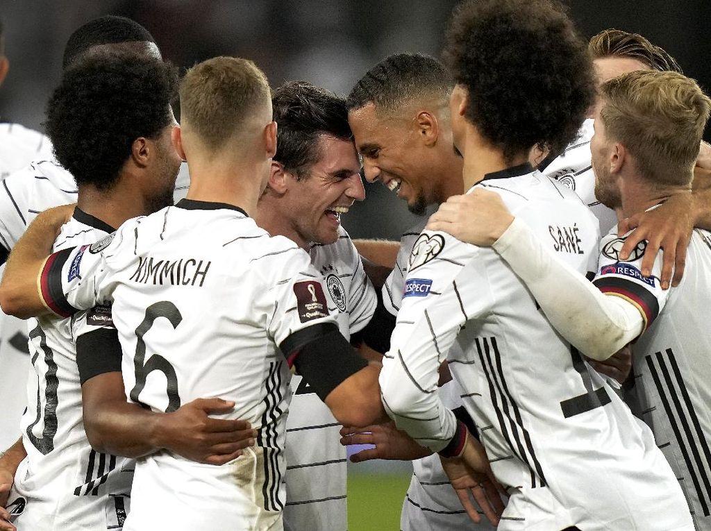 Momen-momen Jerman Pecundangi Armenia 6-0