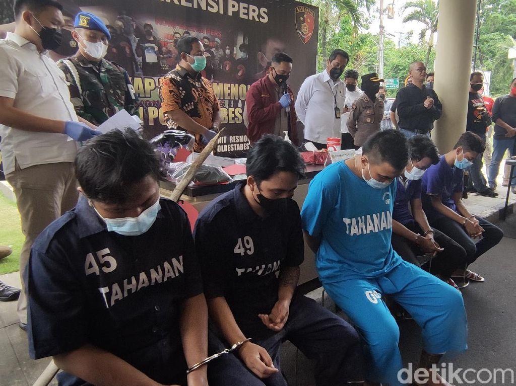 Begal Sadis di Depan Balai Kota Semarang, Satu Korban Tewas