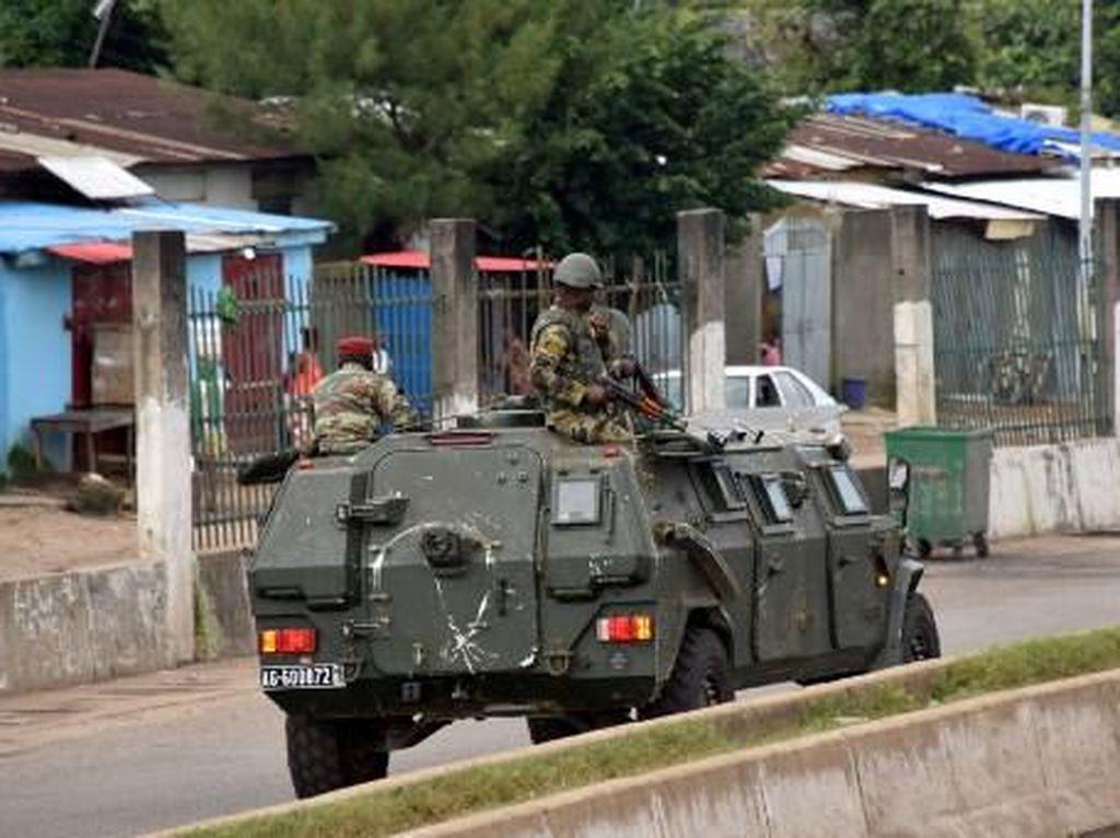 Kudeta di Guinea: Sejarah Kudeta Presiden 3 Jabatan oleh Militer di Guinea