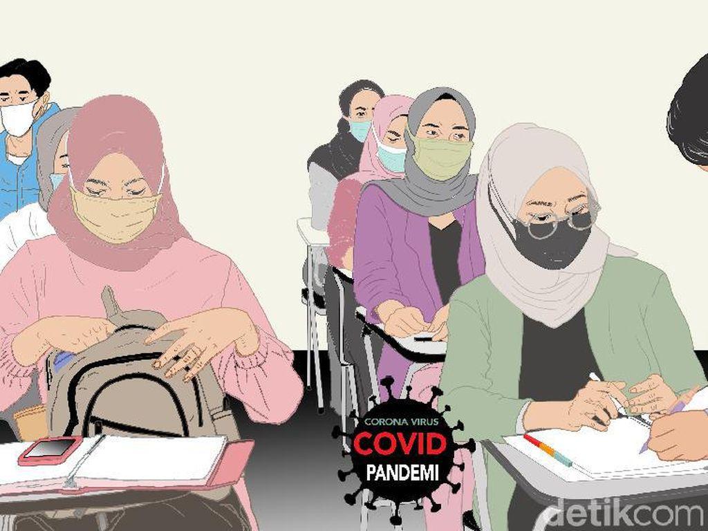 Daftar Kampus Siap Kuliah Tatap Muka Ada Kabar UGM, UI, ITB