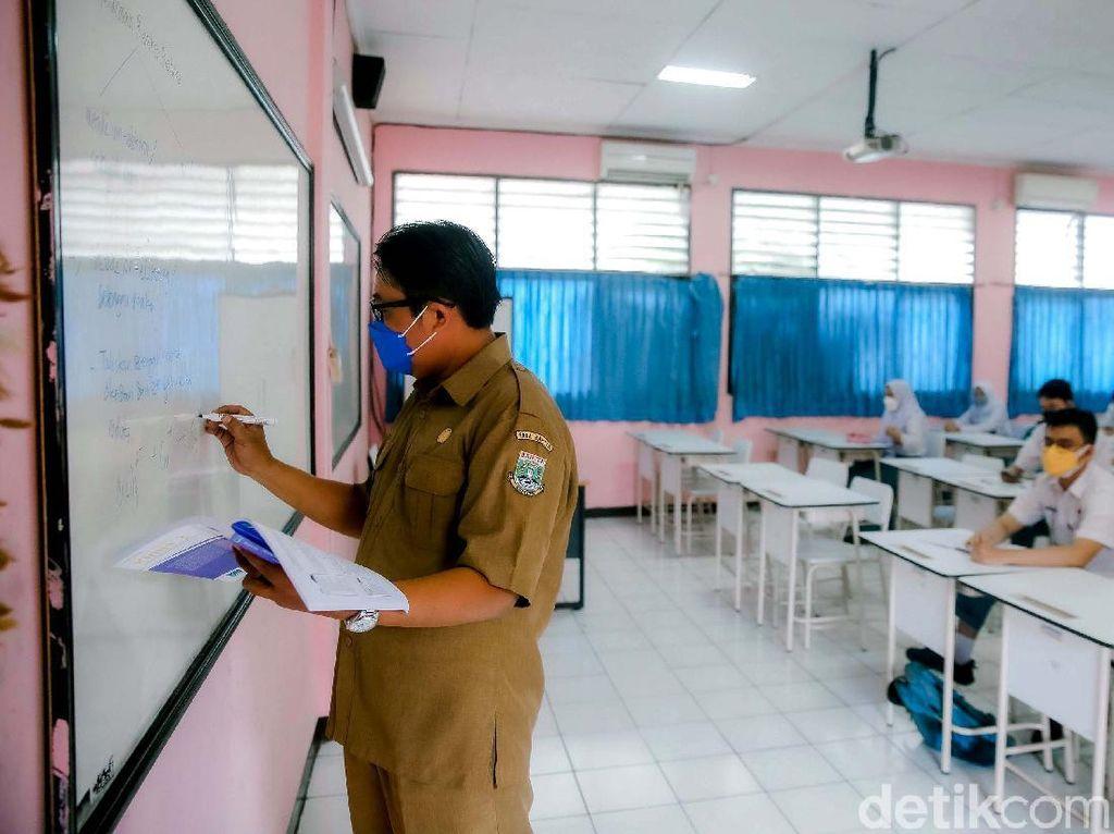 Pengumuman PPPK Guru 2021 Tahap 1 Dijadwalkan Pekan Ini