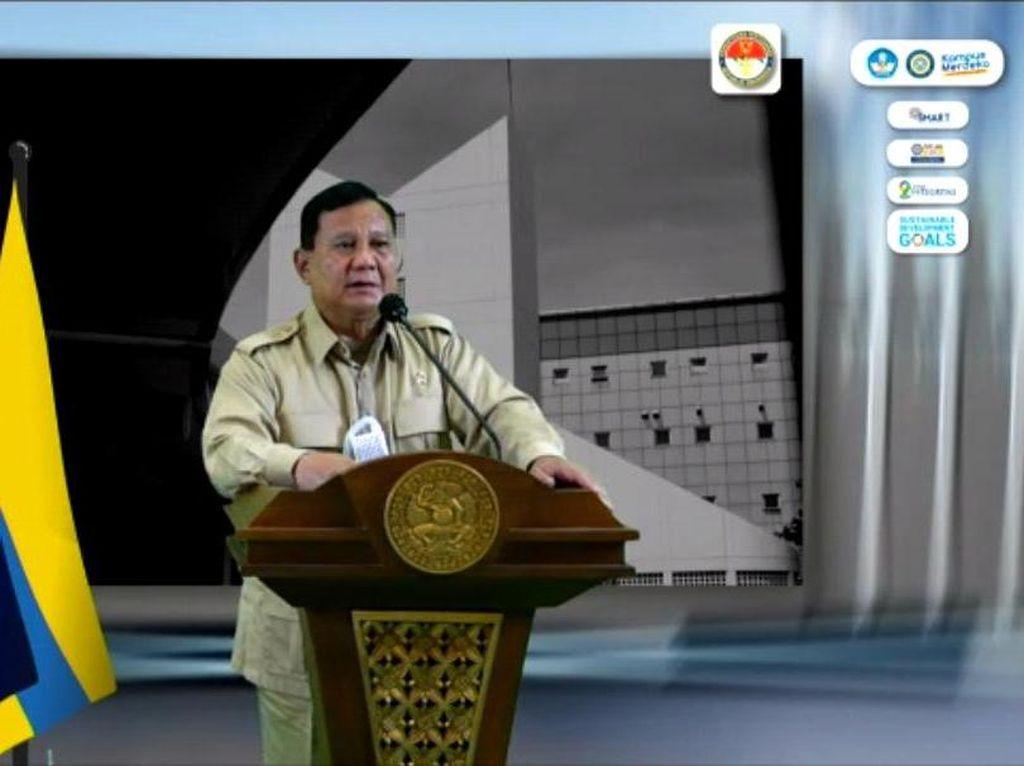 Prabowo Maju Pilpres 2024, Gerindra Jabar Siap Dukung 1.000 Persen