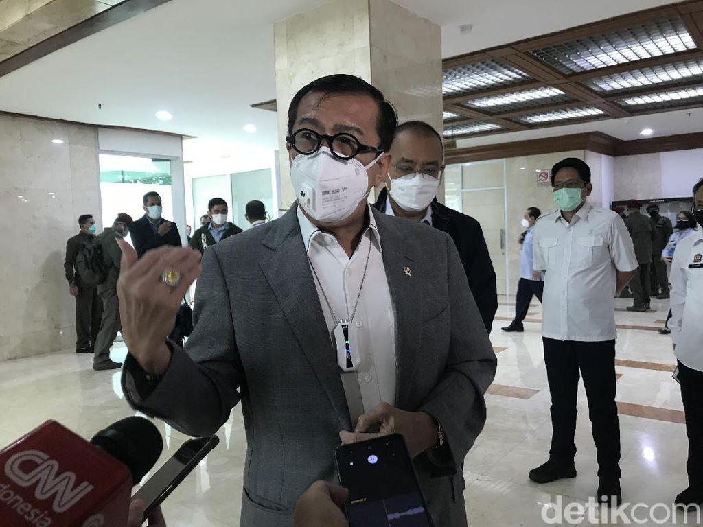 Tommy Soeharto Menang Lagi di Pengadilan, Menkumham Yasonna Buka Suara