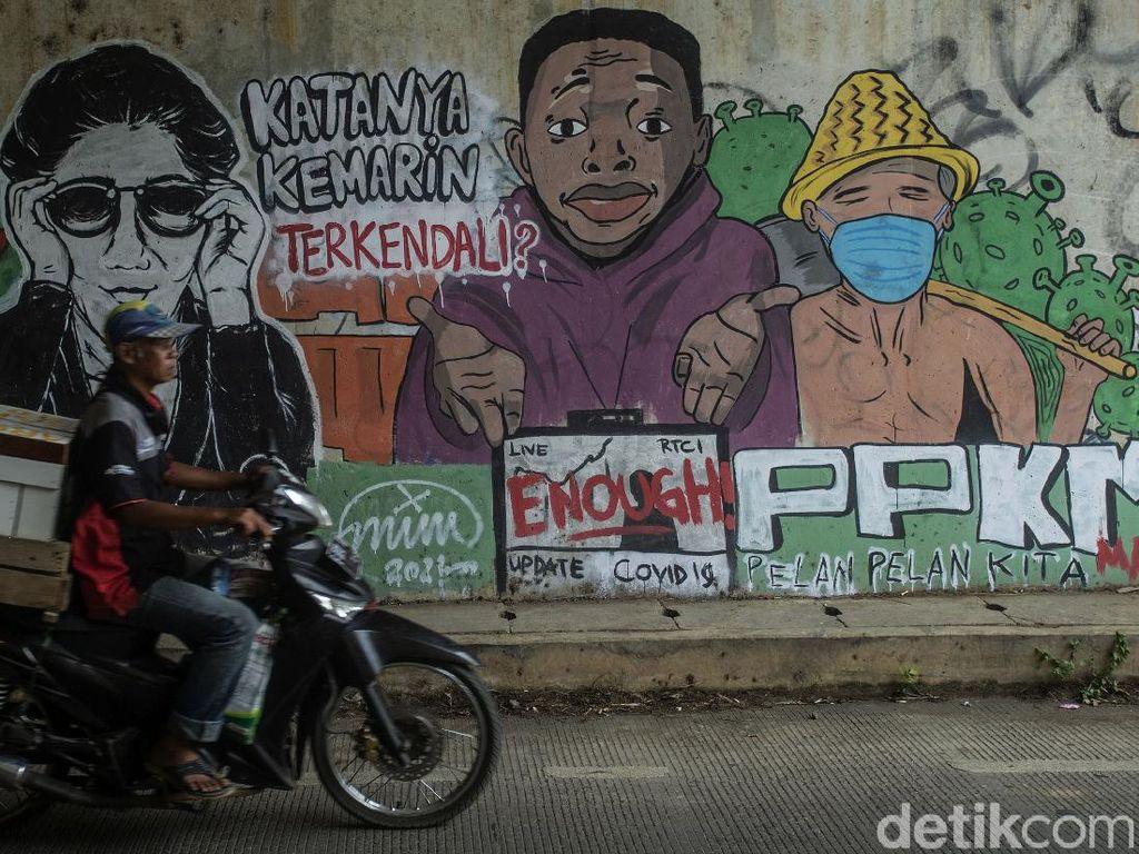 Ini Daftar Wilayah PPKM Level 4 di Luar Jawa-Bali