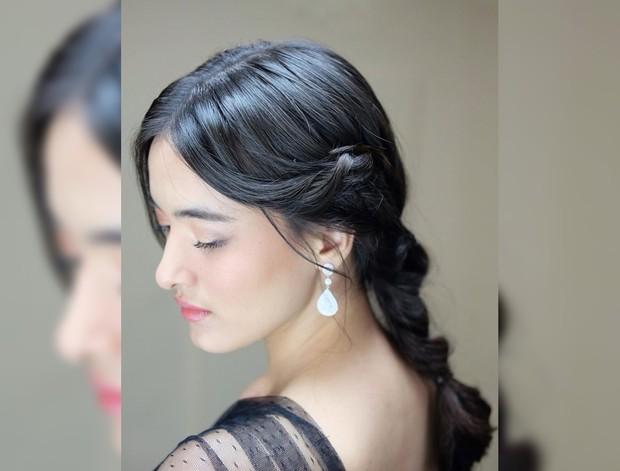 Gaya rambut Mawar Eva de Jongh