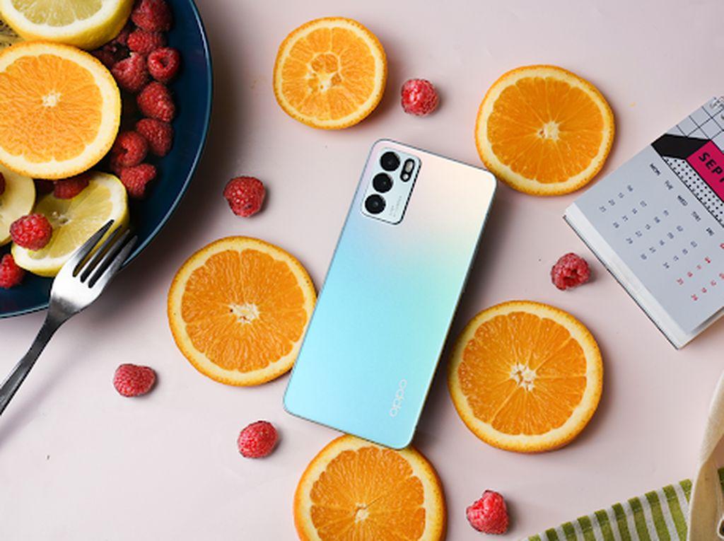 Fitur Canggih OPPO Reno6 Series 5G Dukung Koneksi Digital Pengguna
