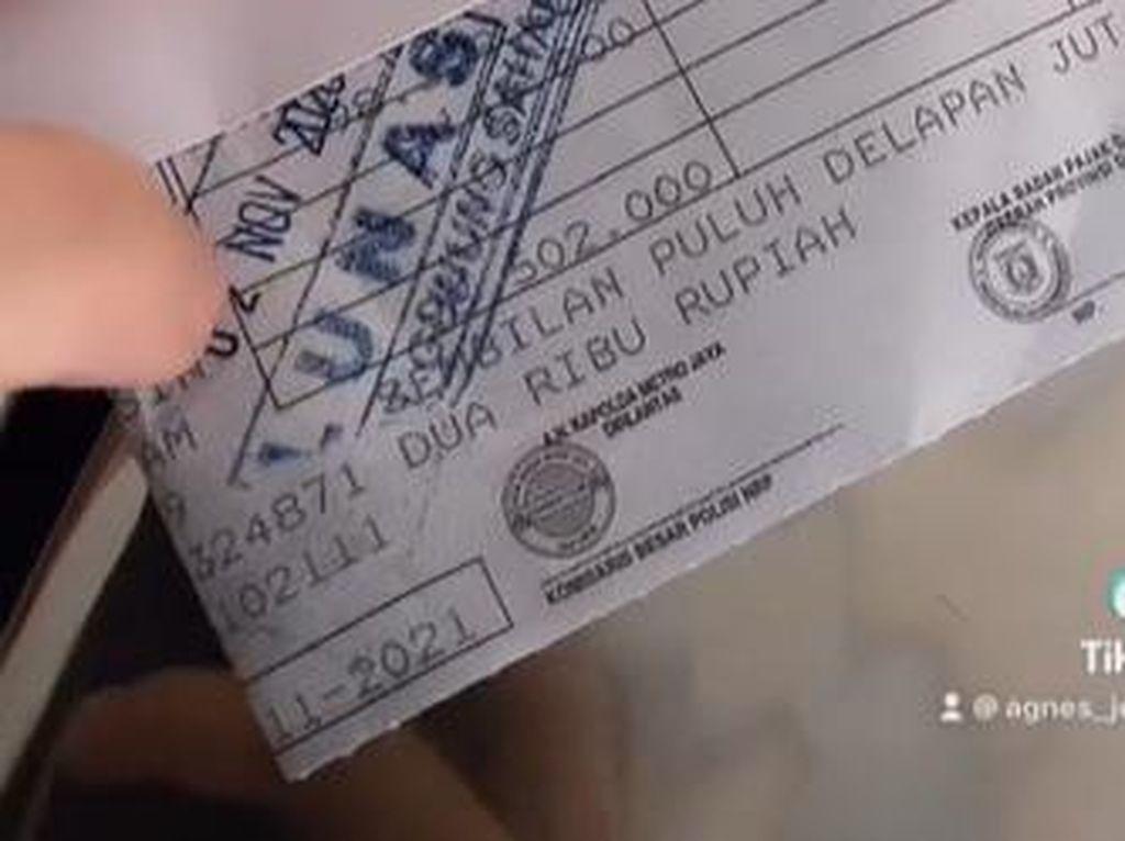Awas Kaget, Wanita Ini Pamer Pajak Tahunan Rolls-Royce Phantom Mepet Rp 100 Juta