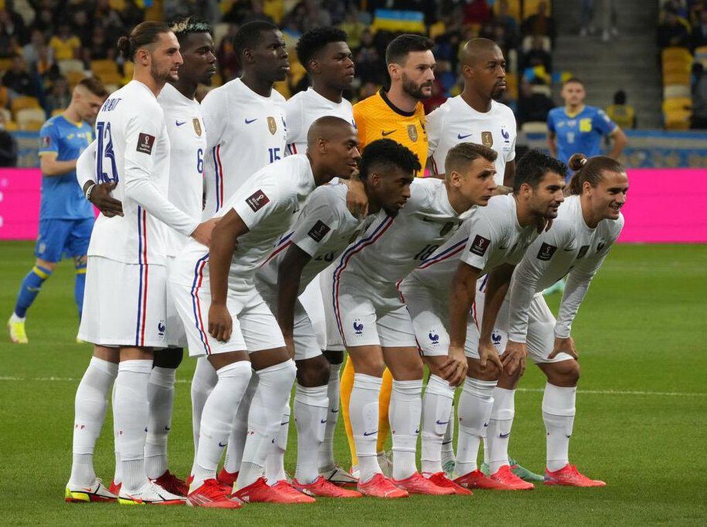 Prancis Jangan Terjebak Status Juara Piala Dunia