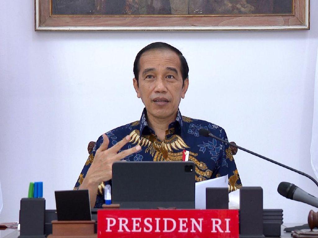 Presiden Jokowi Dorong Universitas Andalas Perkuat Riset Inovasi