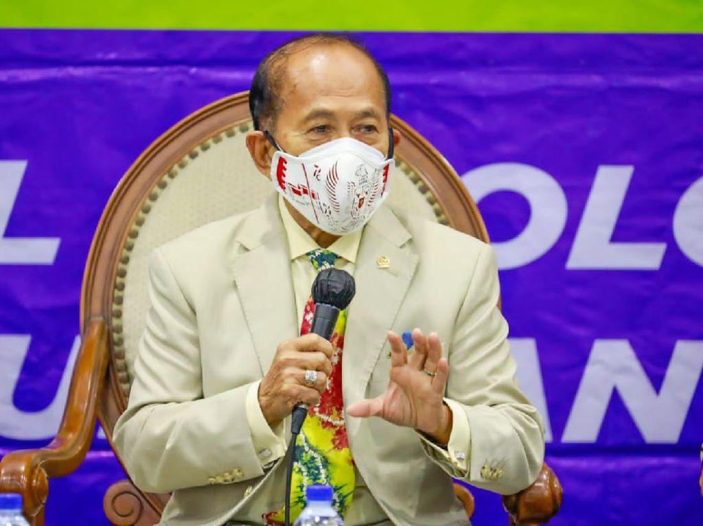 RI Rugi Rp 56 T dari Illegal Fishing, Waket MPR Minta Perkuat Bakamla