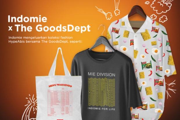 The Goods Dept X Indomie/Foto: thegoodsdept.com