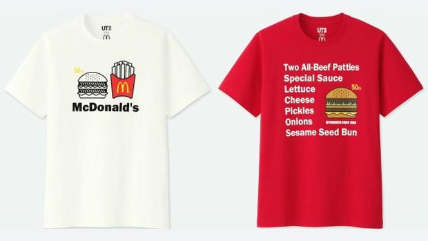 Uniqlo X McDonald's/Foto: uniqlo.com