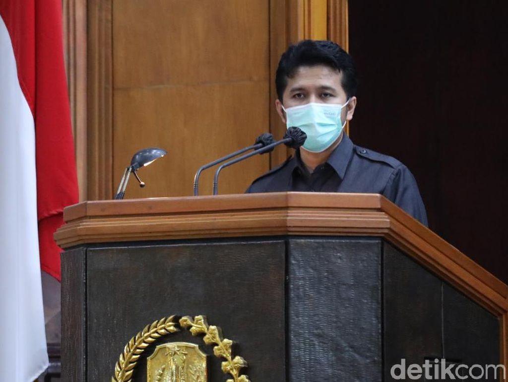 DPRD Jatim Siapkan Raperda Pemberdayaan Ormas, Wagub Emil Beri Apresiasi