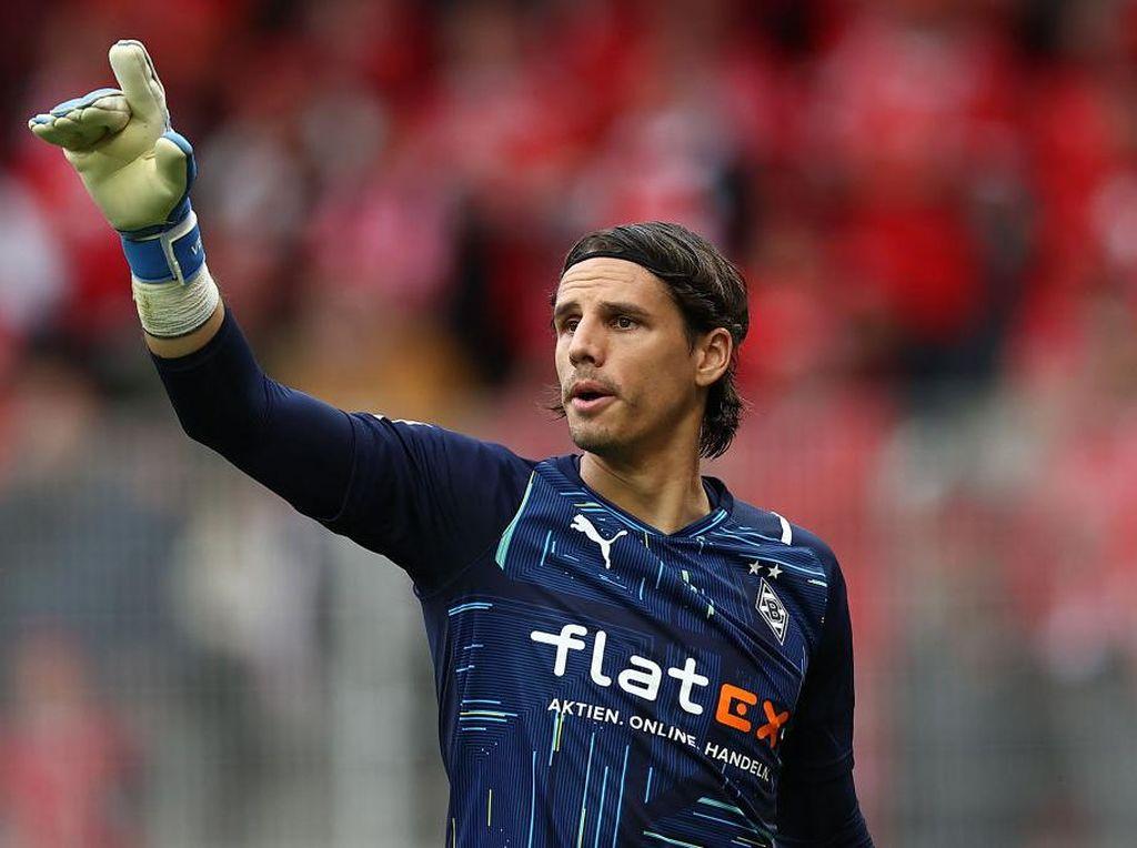 Yann Sommer, Kiper yang Pecundangi Sergio Ramos, Mbappe, Busquets, Jorginho