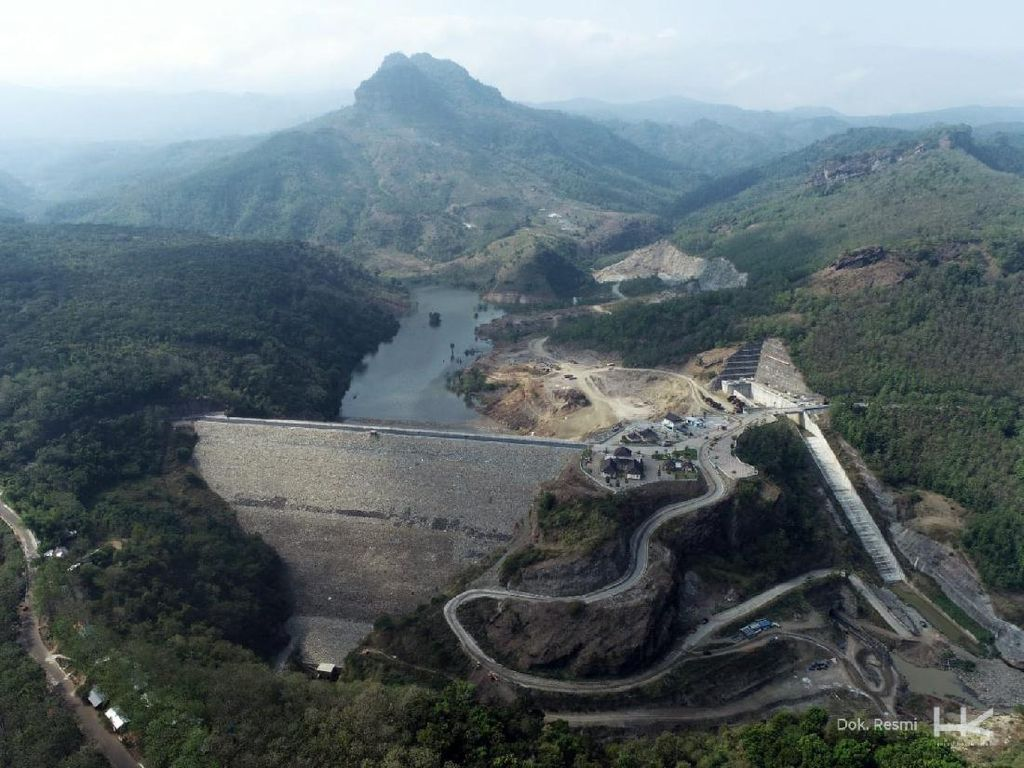 Bendungan Bendo di Ponorogo Diklaim Bisa Reduksi Banjir hingga 31%