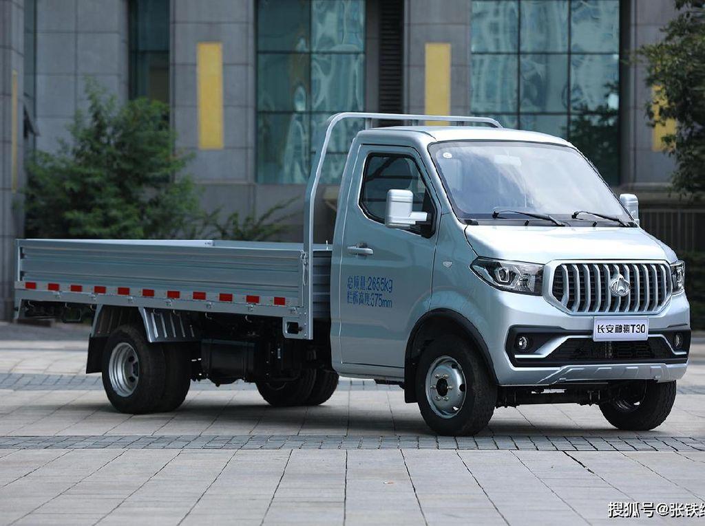 Model Baru Kembaran Esemka Bima di China, Namanya Changan Shenqi T30