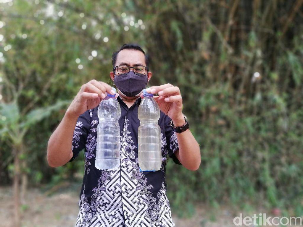 Bengawan Solo Tercemar Limbah Ciu, PDAM Solo Setop Pengolahan Air