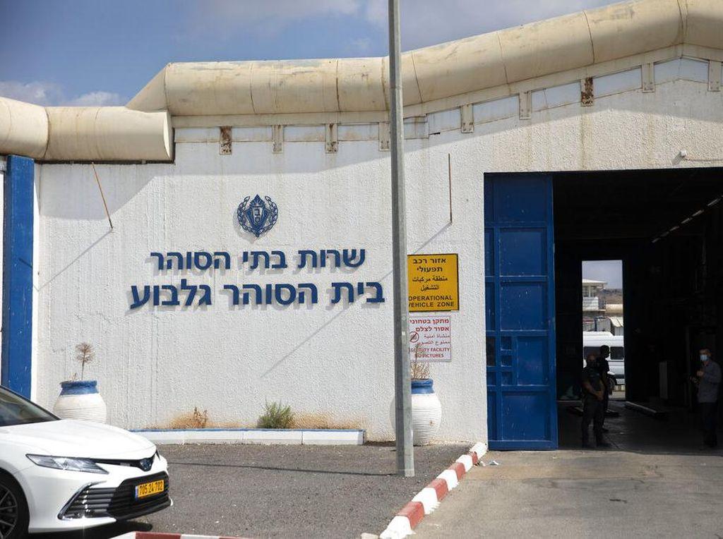 4 Tahanan Palestina yang Kabur Ditangkap Israel, 2 Lainnya Diburu