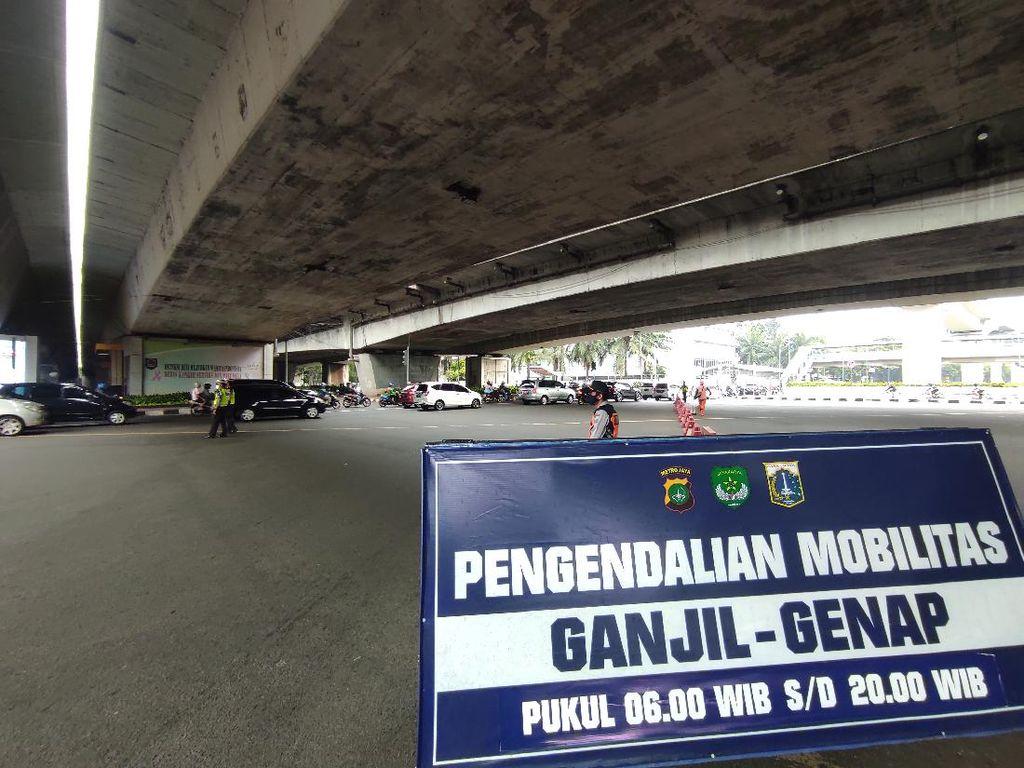 PPKM Jawa-Bali Diperpanjang, Gage di DKI Tetap Lanjut