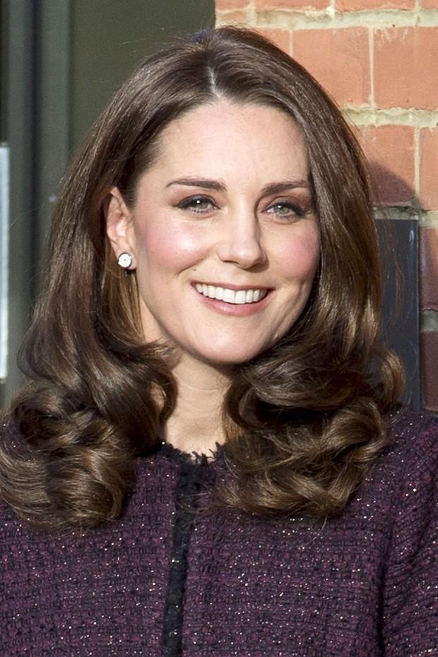 Gaya rambut Kate Middleton