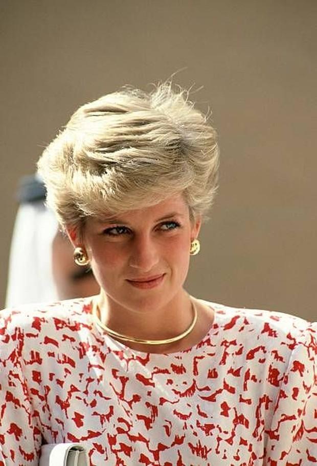 Gaya rambut putri diana yang ikonis