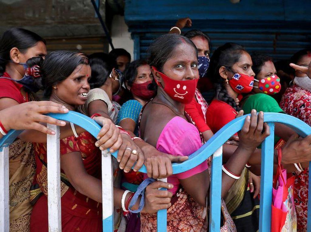 India Mungkin Sudah Masuki Fase Endemi Usai Lewati Gelombang Kedua Penularan COVID-19