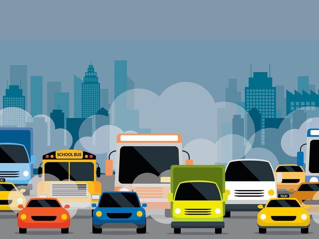 Jakarta di Antara 10 Kota Paling Bikin Stres Berkendara