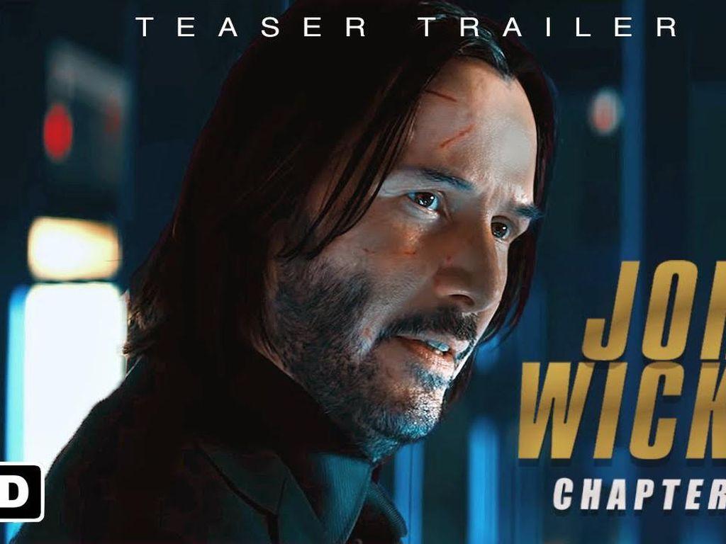 Fakta Terkait John Wick: Chapter 4