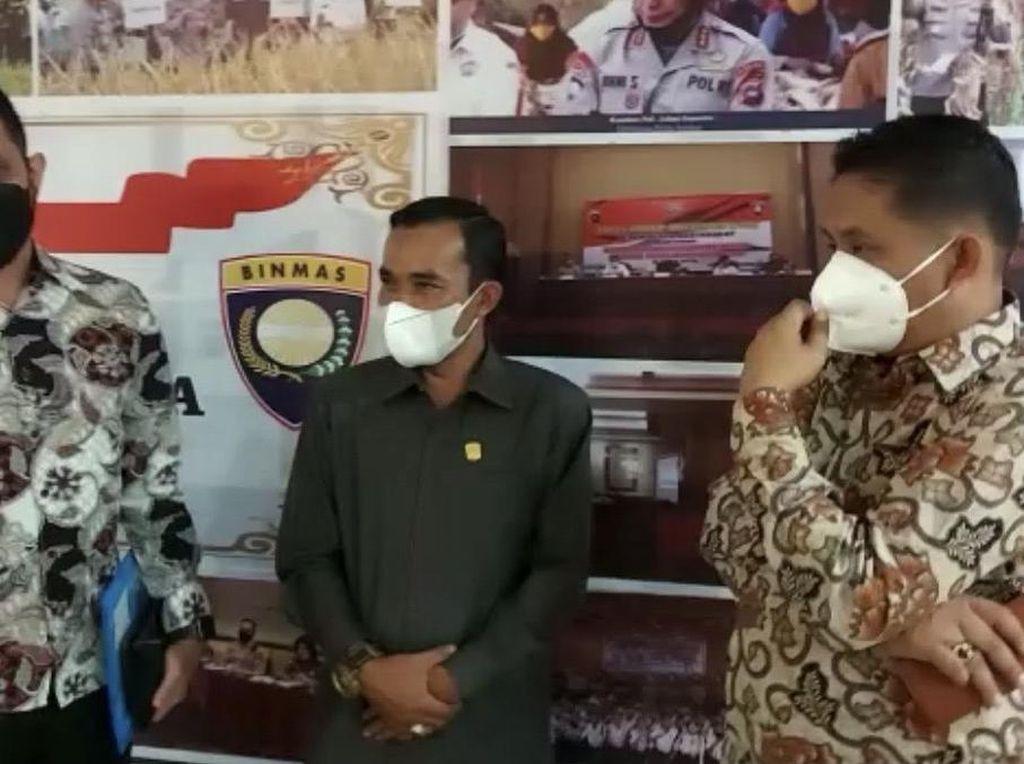Bupati Solok Absen, Mediasi dengan Ketua DPRD di Polda Sumbar Batal