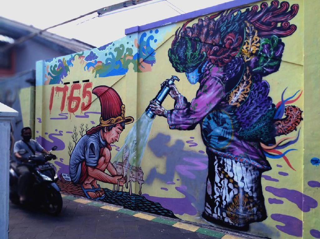 Menelisik Pergerakan Street Art di Yogyakarta