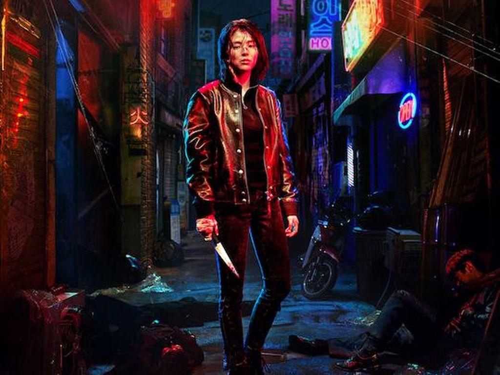 Balas Dendam Han So Hee di Drakor My Name
