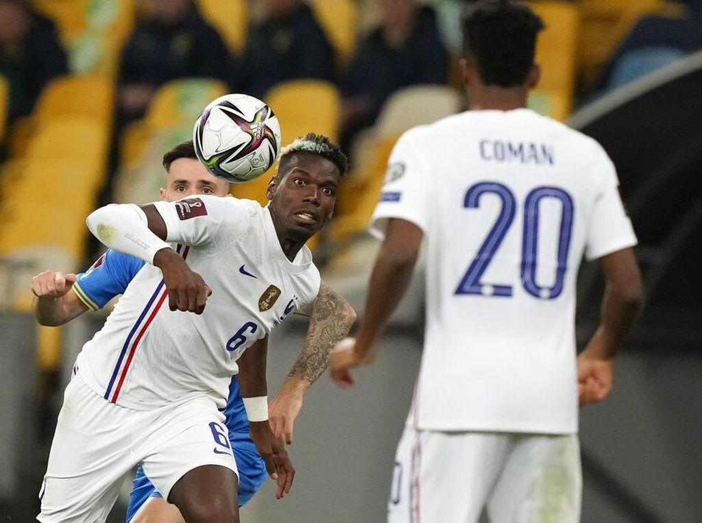 Pogba Sebut Prancis Bukan Lagi Tim Terbaik di Dunia