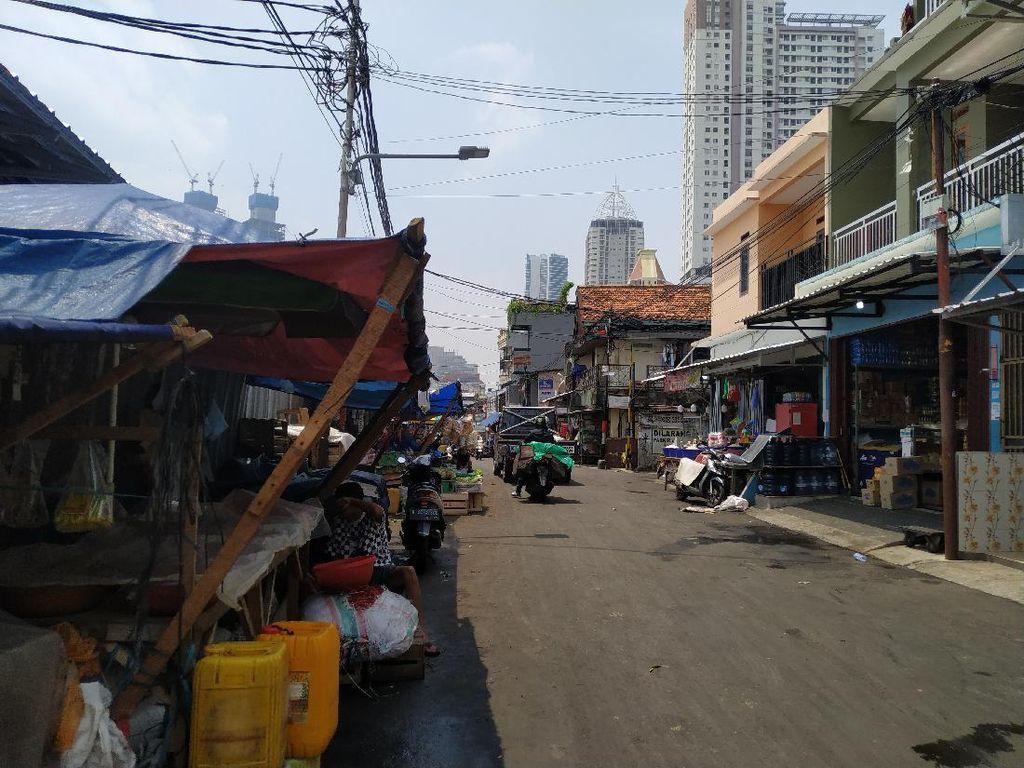 Pembangunan Pasar Kambing Hampir Rampung, Pedagang Minta Segera Dipindah