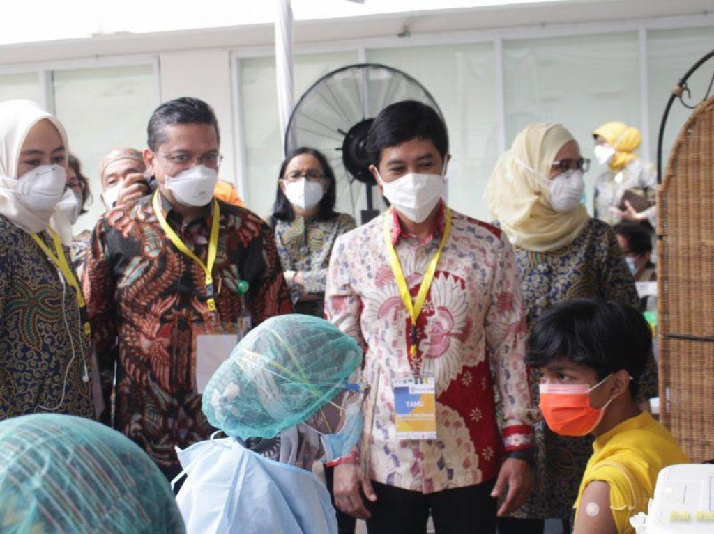 UI Buka Sentra Vaksinasi di Kampus Salemba, Cek Kuota dan Cara Daftarnya