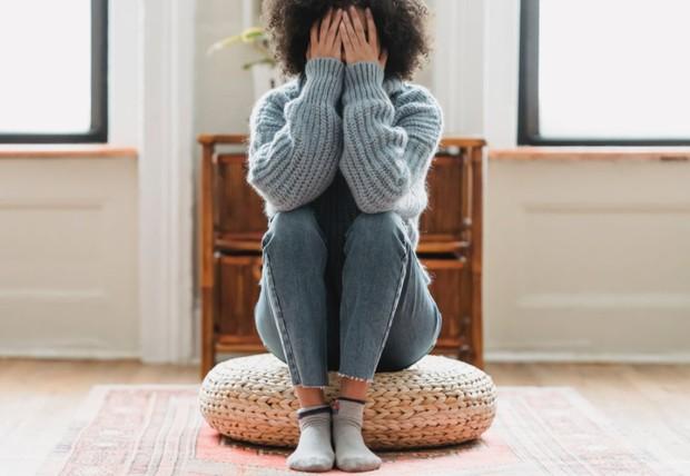 Stres bisa Menyumbat Pori-Pori