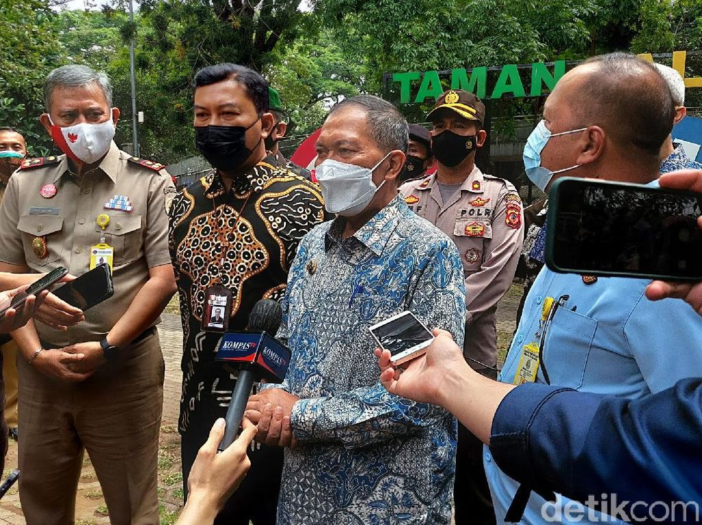 Selamatkan Aset Rp 53 Miliar, Pemkot Bandung Gandeng KPK