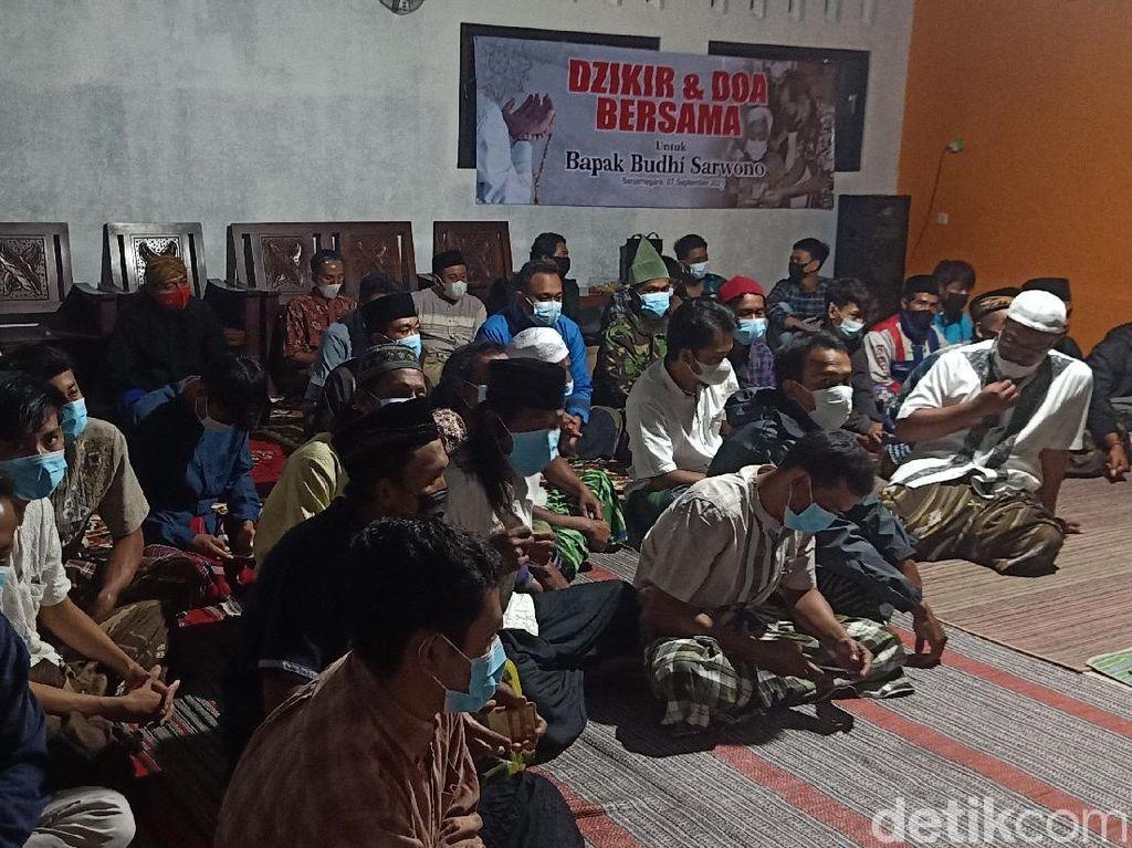 Pendukung Bupati Banjarnegara Gelar Doa Bersama: Semoga Sehat dan Sabar