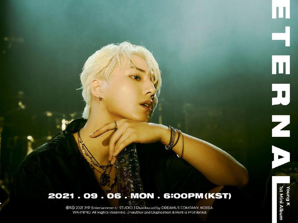 5 Fakta Eternal, Album Debut Solo Young K DAY6