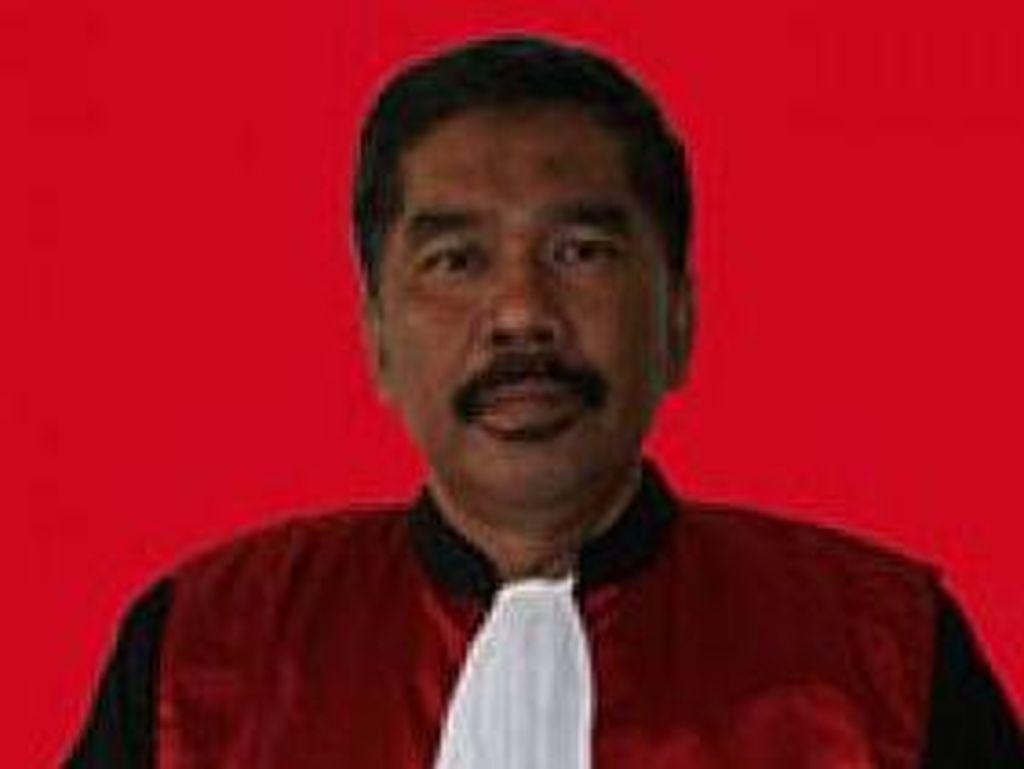 Ketua Pengadilan Tinggi Kupang Meninggal Dunia